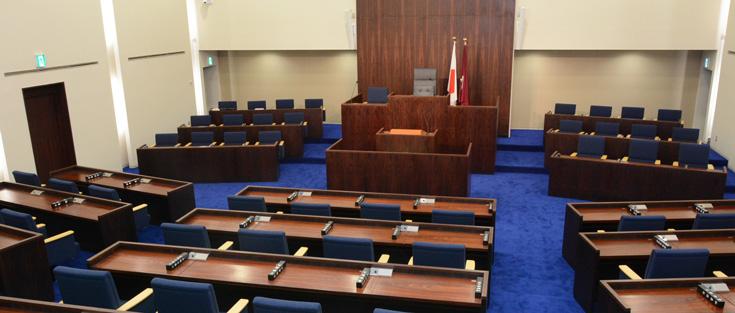 台東区議会ホームページ